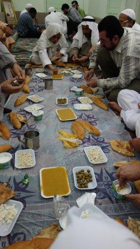 Jour 3 : Ouhoud et squattage du Haram