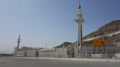 Jour 8 en matinée : Vidéos Arafat, Mina et les Jamarates