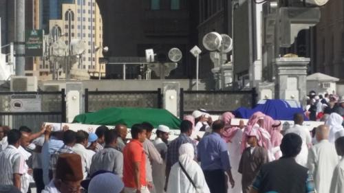 Jour 3 : Arafat et l'escalade de Jabal An-nour