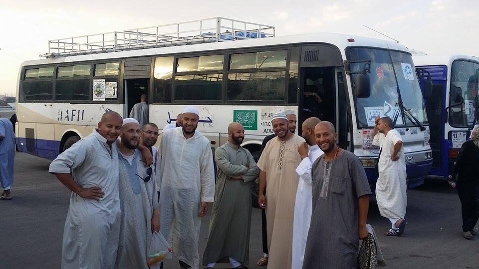 Jour 14 : Départ et arrivée à Médine
