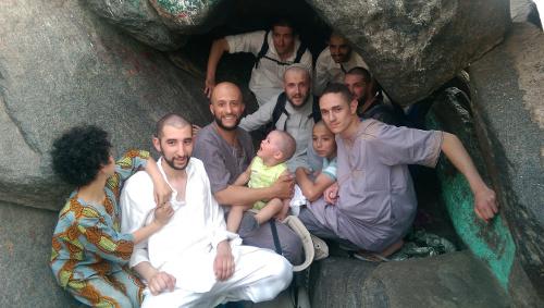Jours 5 Amp 6 D 233 Part Pour Makkah Grotte De Hira