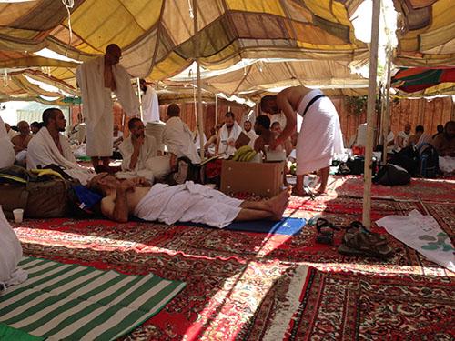 camp arafat