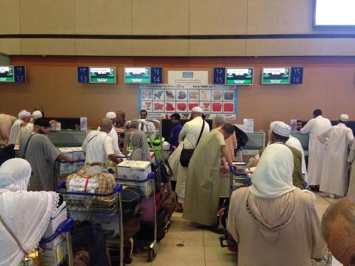 enregistrement-aeroport-jeddah-omra