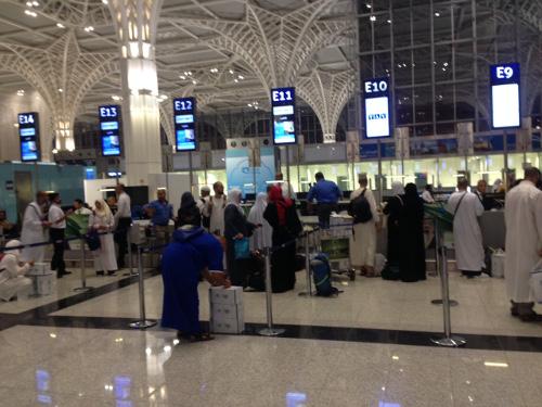 enregistrement-aeroport-medine