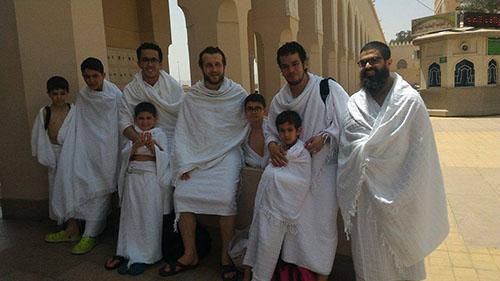 Séjour à Médine et préparation au départ à La Mecque #2