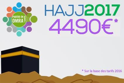HAJJ 2017 - Pré-inscrivez-vous dès maintenant