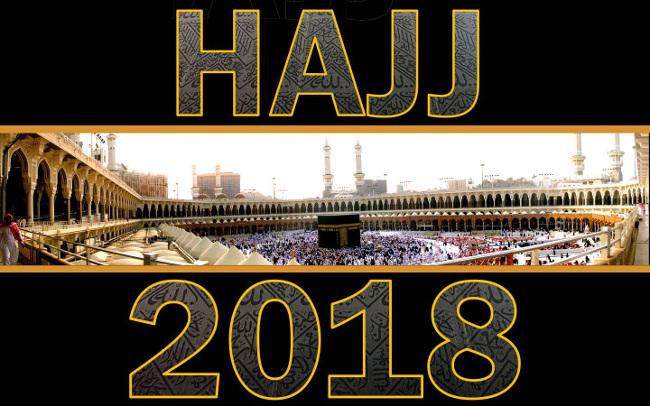 HAJJ 2018 - Inscrivez-vous dès maintenant