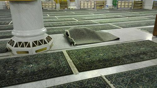 Notre séjour à la Mecque