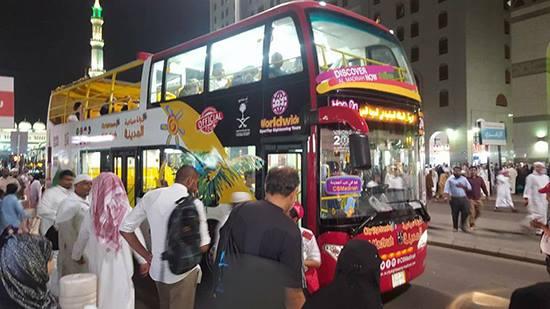 Madinah : faites le tour de la ville en Bus Sightseeing :)