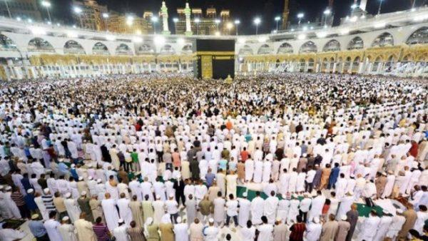 Tarawih à la Mecque