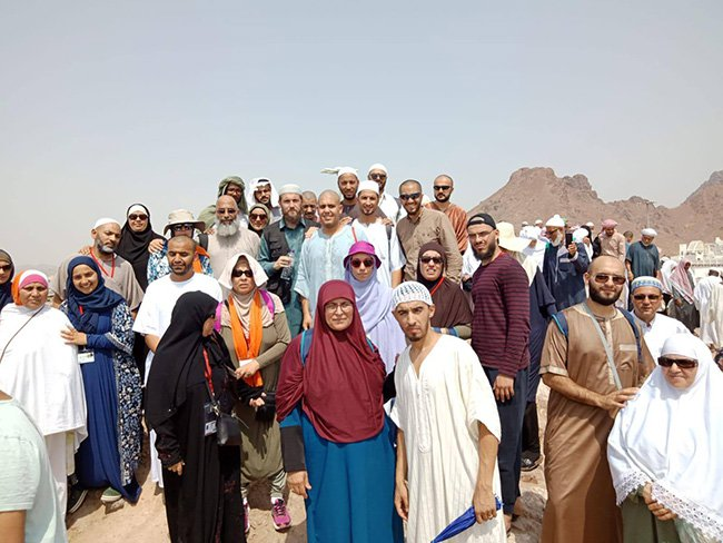[HAJJ 2018] : Fin de séjour à Makkah et arrivée à Médine