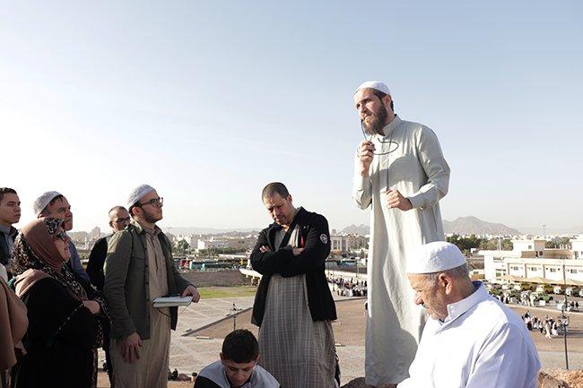 [Omra Déc 2018] : Épisode # 2, séjour à Médine et départ pour la Mecque
