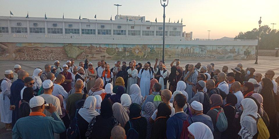[Hajj 2019] : Derniers moments à Makkah et séjour médinois